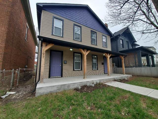 1193 E Rich Street E, Columbus, OH 43205 (MLS #220009022) :: Signature Real Estate