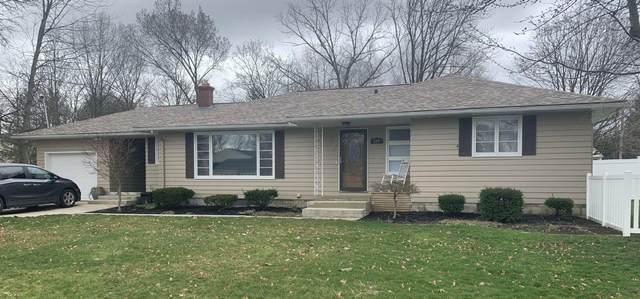 254 N Cherry Street, Mount Gilead, OH 43338 (MLS #220009029) :: The Holden Agency