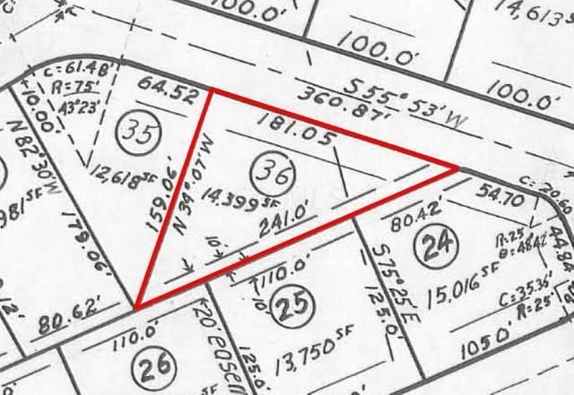 Lot 10 Alpine Road, Zanesfield, OH 43360 (MLS #220009082) :: CARLETON REALTY