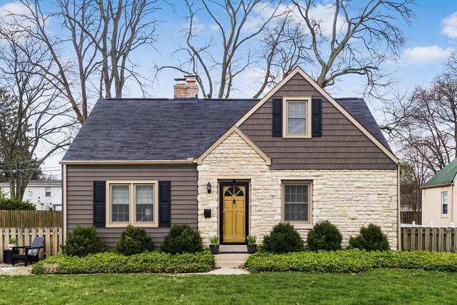 2229 Ridgeview Road, Columbus, OH 43221 (MLS #220009085) :: Berkshire Hathaway HomeServices Crager Tobin Real Estate