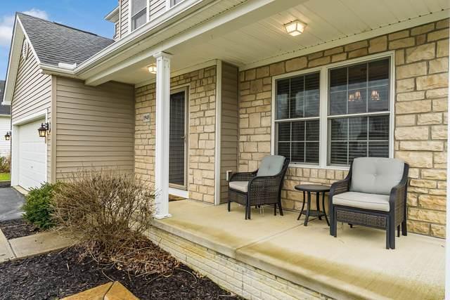 1943 Saddlehorn Way, Marysville, OH 43040 (MLS #220009097) :: Signature Real Estate