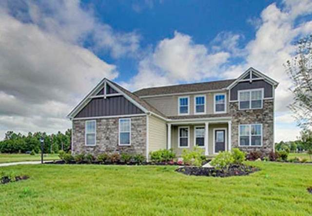 186 Mannaseh Drive W, Granville, OH 43023 (MLS #220009099) :: The Raines Group