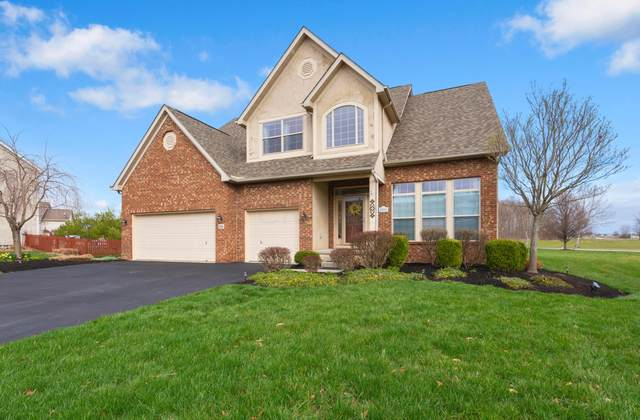 6566 Braddock Place, Canal Winchester, OH 43110 (MLS #220009125) :: The Clark Group @ ERA Real Solutions Realty