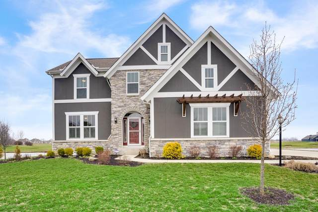 5842 Glendavon Court, Dublin, OH 43016 (MLS #220009133) :: The Raines Group
