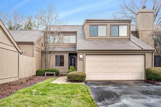 2045 Willow Glen Lane C, Columbus, OH 43229 (MLS #220009149) :: Core Ohio Realty Advisors
