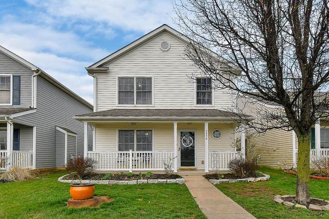 5456 Armaugh Street, Canal Winchester, OH 43110 (MLS #220009182) :: Core Ohio Realty Advisors