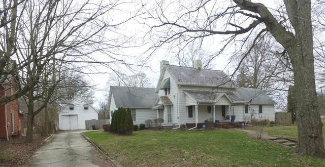 121 N Grove Street, Ashley, OH 43003 (MLS #220009201) :: Signature Real Estate