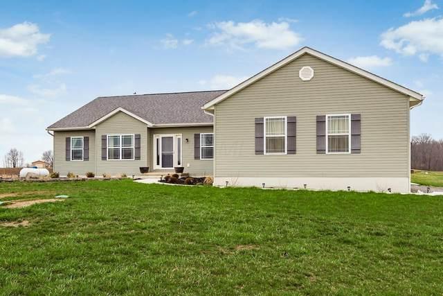 26403 Lunda Road, West Mansfield, OH 43358 (MLS #220009203) :: Signature Real Estate
