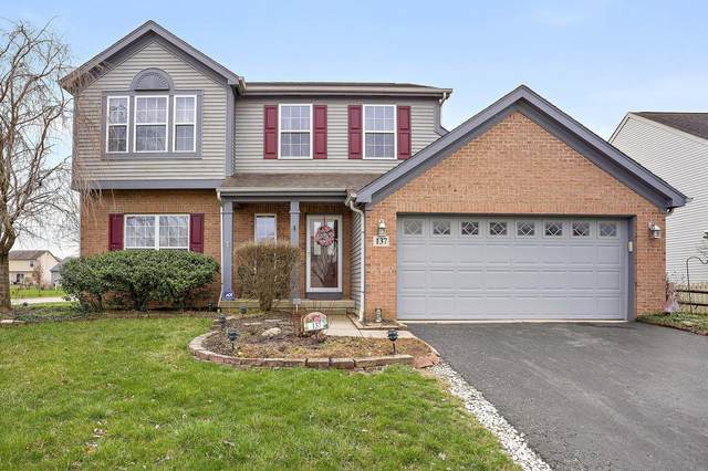 137 Shaffer Drive, Groveport, OH 43125 (MLS #220009210) :: RE/MAX ONE