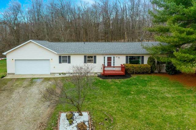 45 Berrimore Drive, Utica, OH 43080 (MLS #220009226) :: Signature Real Estate
