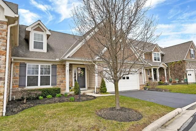 8831 Vineyard Haven Drive, Dublin, OH 43016 (MLS #220009235) :: Core Ohio Realty Advisors