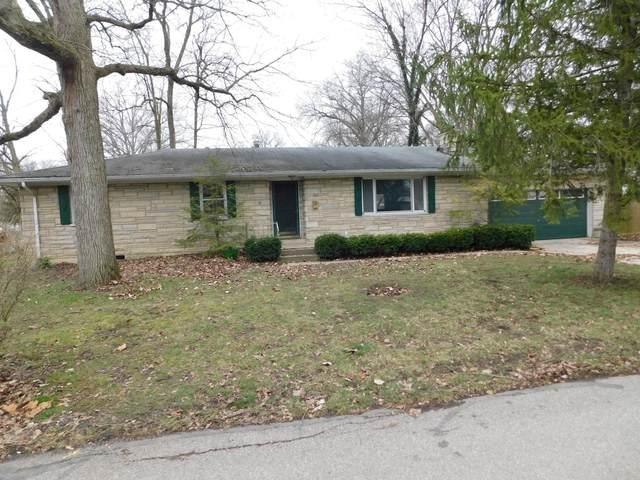 700 W 8th Street, Marysville, OH 43040 (MLS #220009241) :: Signature Real Estate