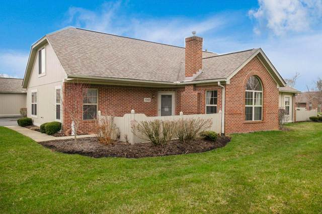 5343 Meadowood Lane, Westerville, OH 43082 (MLS #220009258) :: Keller Williams Excel
