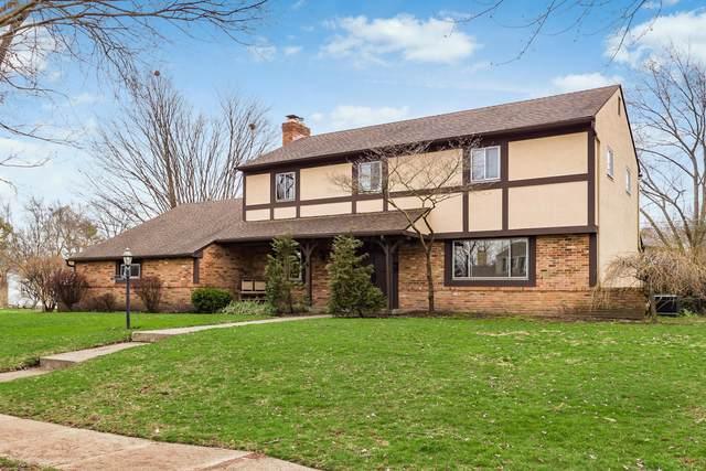 1241 Castleton Road N, Columbus, OH 43220 (MLS #220009276) :: Berkshire Hathaway HomeServices Crager Tobin Real Estate