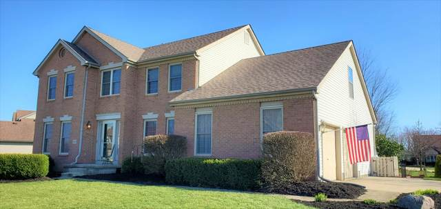 3035 Longridge Way, Grove City, OH 43123 (MLS #220009283) :: RE/MAX ONE