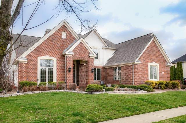 6660 Ballantrae Place, Dublin, OH 43016 (MLS #220009304) :: The Raines Group