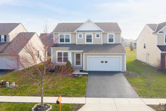 631 Scott Farms Boulevard, Marysville, OH 43040 (MLS #220009319) :: Signature Real Estate
