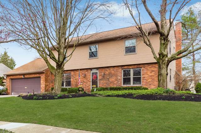 4088 Longhill Road, Upper Arlington, OH 43220 (MLS #220009342) :: Berkshire Hathaway HomeServices Crager Tobin Real Estate