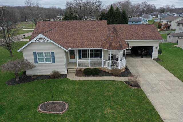 1 Latitude Drive, Mount Vernon, OH 43050 (MLS #220009343) :: The Holden Agency