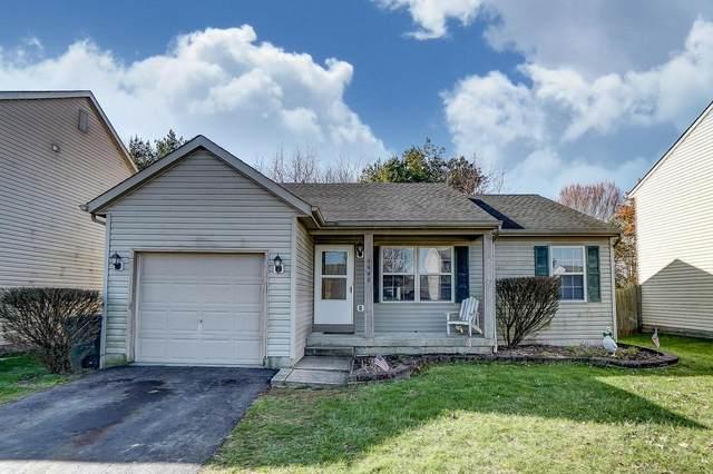 4448 Catamaran Drive, Columbus, OH 43207 (MLS #220009357) :: Berkshire Hathaway HomeServices Crager Tobin Real Estate