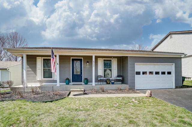 8723 Ripton Drive, Powell, OH 43065 (MLS #220009370) :: Exp Realty