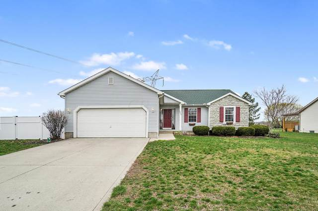 5889 Quail Run Drive, Grove City, OH 43123 (MLS #220009374) :: RE/MAX ONE