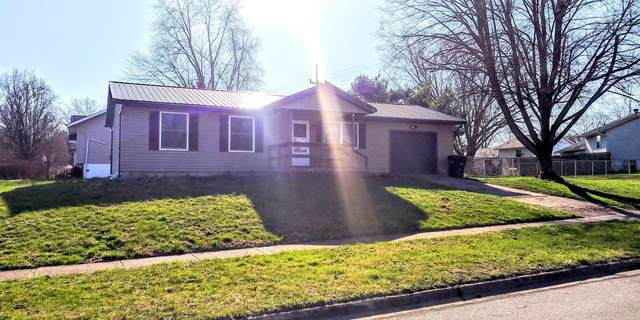 306 Ridgemere Way, Lancaster, OH 43130 (MLS #220009382) :: RE/MAX ONE
