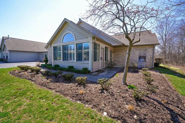 5555 Meadowood Lane, Westerville, OH 43082 (MLS #220009391) :: Shannon Grimm & Partners Team