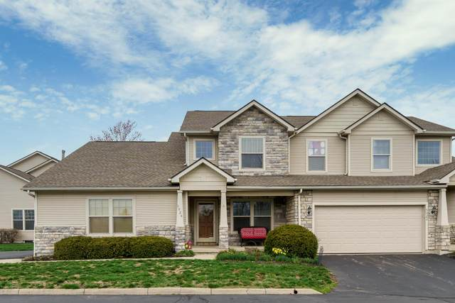 5924 Coventry Lake Drive, Hilliard, OH 43026 (MLS #220009423) :: Susanne Casey & Associates