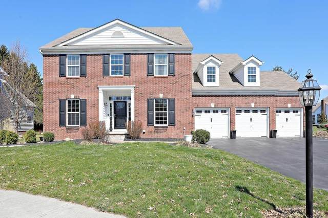 8224 Marwithe Court, New Albany, OH 43054 (MLS #220009448) :: The Raines Group