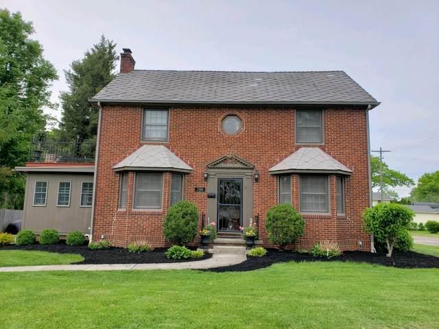 786 Granville Road, Newark, OH 43055 (MLS #220009463) :: Signature Real Estate