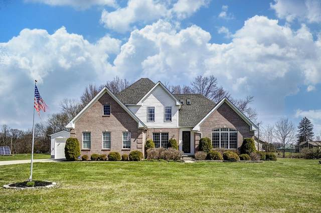 10514 Winchester Road NW, Canal Winchester, OH 43110 (MLS #220009492) :: CARLETON REALTY