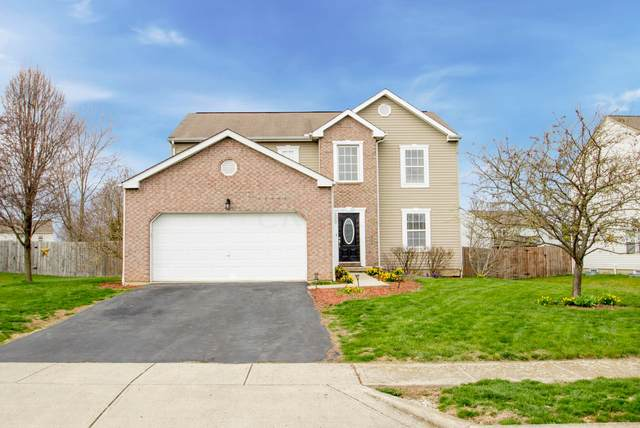 120 Brittney Road, Commercial Point, OH 43116 (MLS #220009509) :: RE/MAX ONE