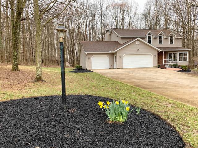 14180 Heritage Lane, Mount Vernon, OH 43050 (MLS #220009523) :: The Holden Agency
