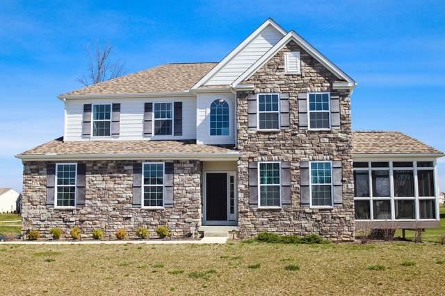 276 Mill Creek Drive, Ostrander, OH 43061 (MLS #220009526) :: Core Ohio Realty Advisors