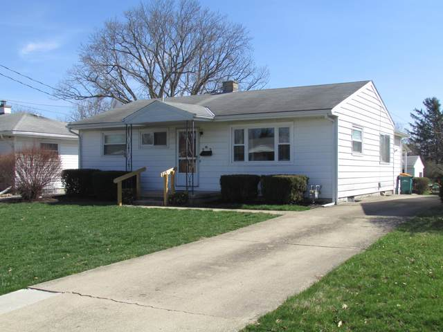 88 Mary Street, West Jefferson, OH 43162 (MLS #220009533) :: Signature Real Estate