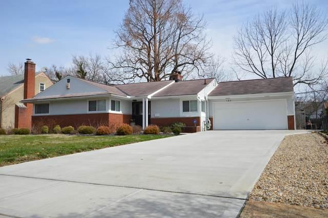184 N Merkle Road, Bexley, OH 43209 (MLS #220009539) :: Berkshire Hathaway HomeServices Crager Tobin Real Estate