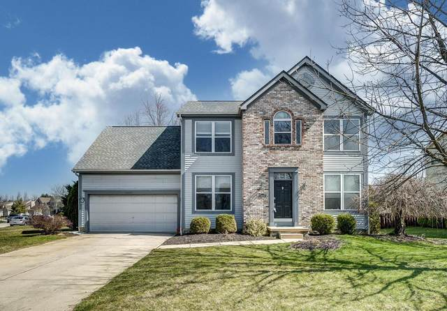 8609 Oak Creek Drive, Lewis Center, OH 43035 (MLS #220009549) :: Angel Oak Group