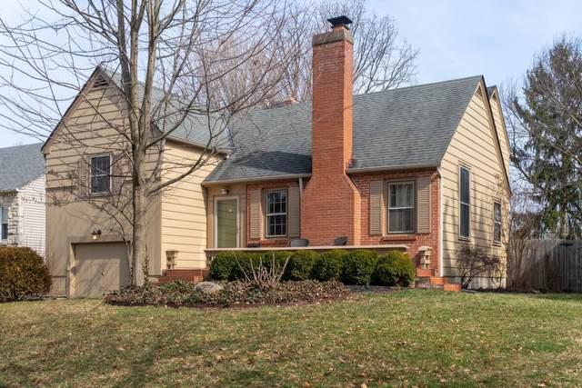 1010 Grandon Avenue, Bexley, OH 43209 (MLS #220009580) :: Berkshire Hathaway HomeServices Crager Tobin Real Estate