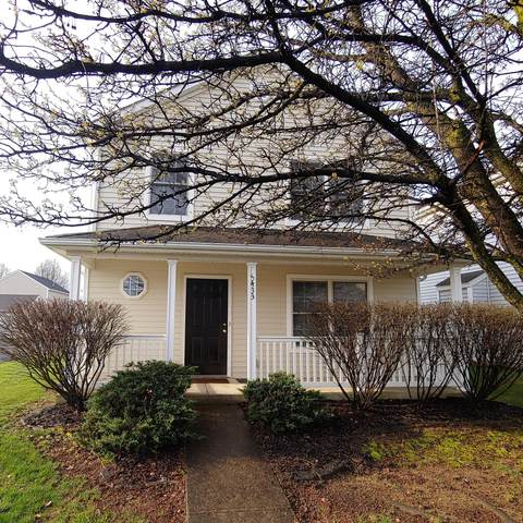 5433 Glendalough Street, Canal Winchester, OH 43110 (MLS #220009590) :: The Willcut Group