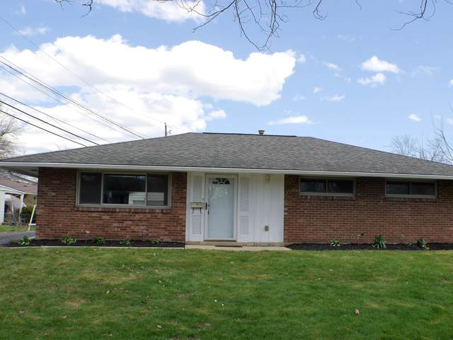 1690 Alcoy Drive, Columbus, OH 43227 (MLS #220009626) :: The Holden Agency