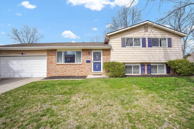 350 Allview Road, Westerville, OH 43081 (MLS #220009642) :: Shannon Grimm & Partners Team