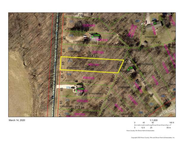 0 Monroe Mills Road | Lot 274, Howard, OH 43028 (MLS #220009655) :: The Clark Group @ ERA Real Solutions Realty