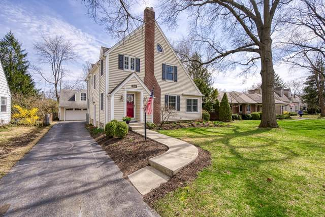 318 N Ardmore Road, Bexley, OH 43209 (MLS #220009670) :: Berkshire Hathaway HomeServices Crager Tobin Real Estate