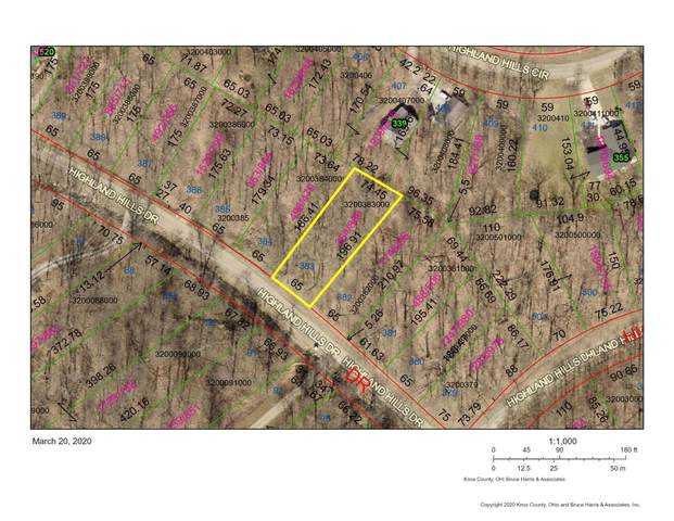 0 Highland Hills Drive | Lot 383, Howard, OH 43028 (MLS #220009689) :: The Holden Agency