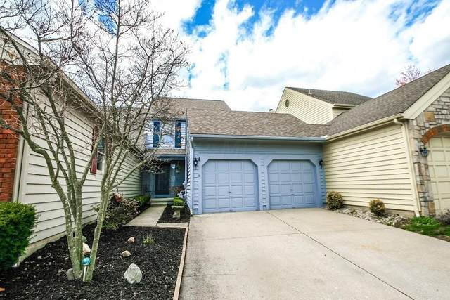1273 Gemstone Square W, Westerville, OH 43081 (MLS #220009692) :: The Raines Group