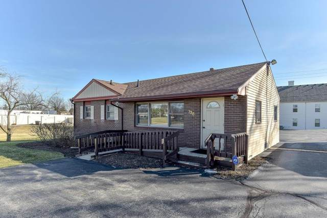 730 Milford Avenue, Marysville, OH 43040 (MLS #220009693) :: The Clark Group @ ERA Real Solutions Realty