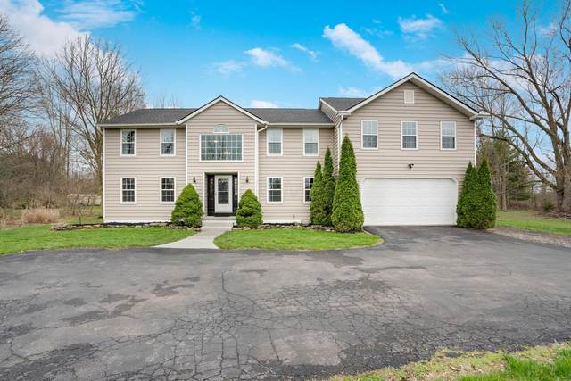 4537 Seldom Seen Road, Powell, OH 43065 (MLS #220009697) :: Shannon Grimm & Partners Team