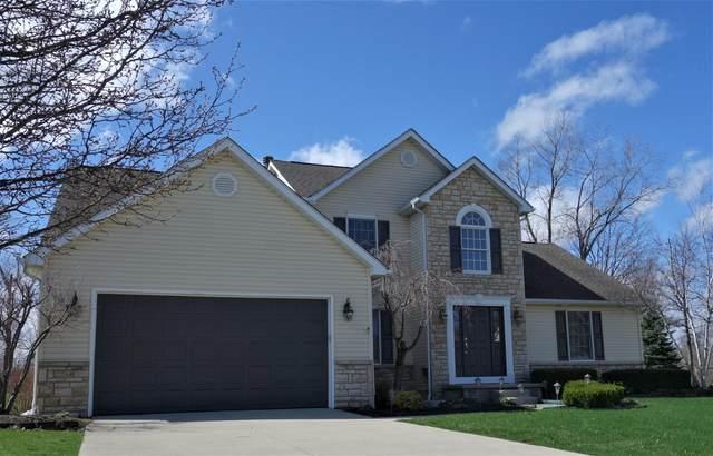 1455 Pepperbush Court, Marysville, OH 43040 (MLS #220009703) :: Signature Real Estate