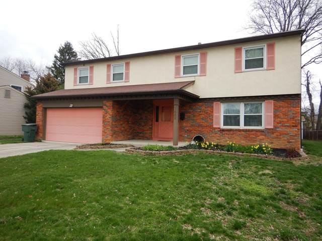 1668 Moreland Drive, Columbus, OH 43220 (MLS #220009705) :: Berkshire Hathaway HomeServices Crager Tobin Real Estate